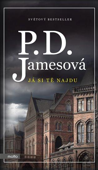 Já si tě najdu - P.D. Jamesová | Booksquad.ink