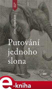 Obálka titulu Putování jednoho slona