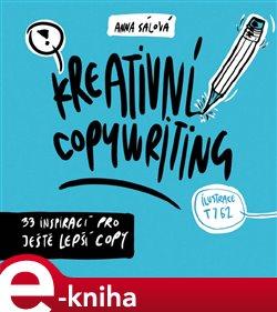 Obálka titulu Kreativní copywriting