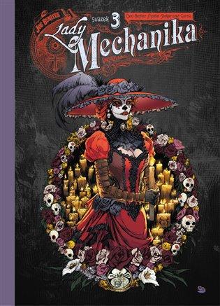 Lady Mechanika 3: – limitovaná edice