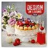 Obálka knihy Poznámkový kalendář Design in Living 2020, 30 × 30 cm