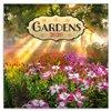 Obálka knihy Poznámkový kalendář Zahrady 2020, 30 × 30 cm