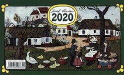 Obálka titulu Stolní kalendář Josef Lada – Tradice a zvyky 2020, 23,1 × 14,5 cm