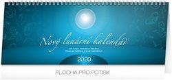 Obálka titulu Stolní kalendář Nový lunární kalendář 2020, 33 × 12,5 cm