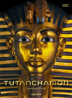 Obálka titulu Tutanchamon