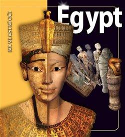 Obálka titulu Egypt. Na vlastní oči
