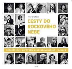 Obálka titulu Cesty do rockového nebe