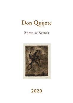 Obálka titulu Don Quijote - Kalendář 2020
