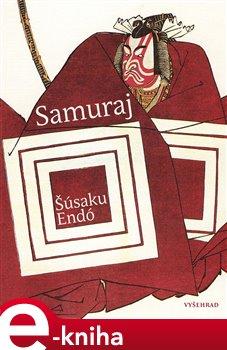 Obálka titulu Samuraj