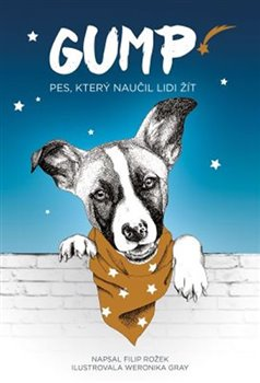 Obálka titulu Gump: Pes, který naučil lidi žít