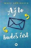 Obálka knihy Až to budeš číst
