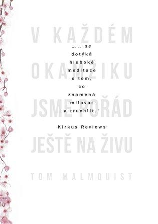 V každém okamžiku jsme pořád ještě naživu - Tom Malmquist | Booksquad.ink