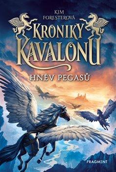 Obálka titulu Kroniky Kavalonu - Hněv pegasů