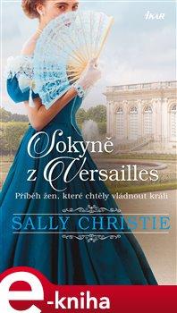 Obálka titulu Sokyně z Versailles