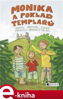 Obálka titulu Monika a poklad templářů