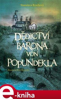 Obálka titulu Dědictví barona von Popundekla
