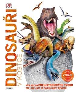 Obálka titulu Dinosauři v kostce