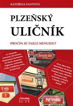Obálka titulu Plzeňský uličník