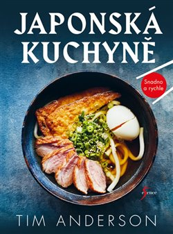 Obálka titulu Japonská kuchyně