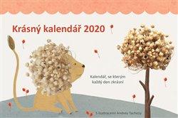 Obálka titulu Krásný kalendář 2020