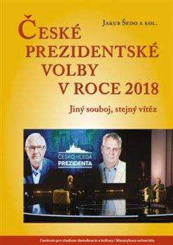 Obálka titulu České prezidentské volby v roce 2018
