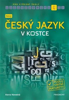 Obálka titulu Nový český jazyk v kostce pro SŠ