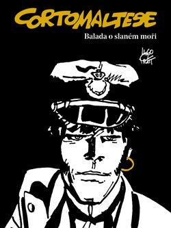Obálka titulu Corto Maltese - Balada o slaném moři