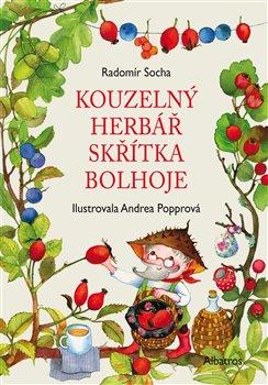 Obálka titulu Kouzelný herbář skřítka Bolhoje