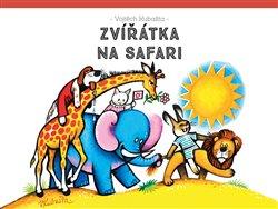Obálka titulu Zvířátka na safari