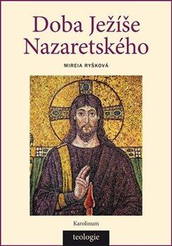 Obálka titulu Doba Ježíše Nazaretského