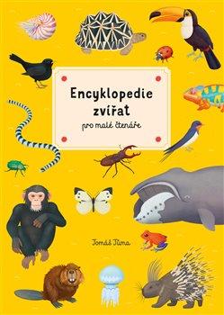 Obálka titulu Encyklopedie zvířat pro malé čtenáře
