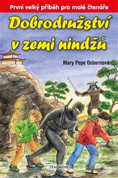 Obálka titulu Dobrodružství v zemi nindžů