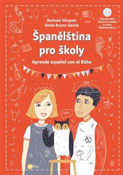 Obálka titulu Španělština pro školy