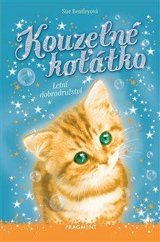 Obálka titulu Kouzelné koťátko - Letní dobrodružství