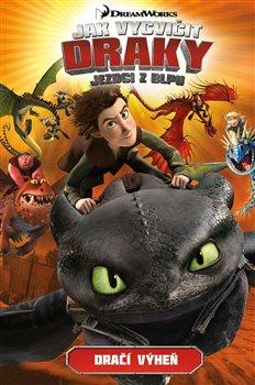 Obálka titulu Dragons - Riders of Berk 1: Dračí výheň
