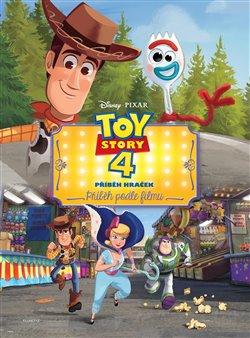 Obálka titulu Toy Story 4: Příběh hraček - Příběh podle filmu