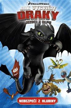 Obálka titulu Dragons - Riders of Berk 2: Nebezpečí z hlubiny