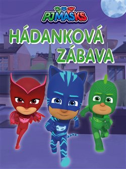 Obálka titulu Pyžamasky - Hádanková zábava
