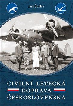 Obálka titulu Civilní letecká doprava Československa