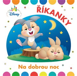 Obálka titulu Disney - Říkanky na dobrou noc