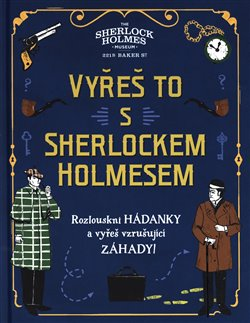 Obálka titulu Vyřeš to s Sherlockem Holmesem