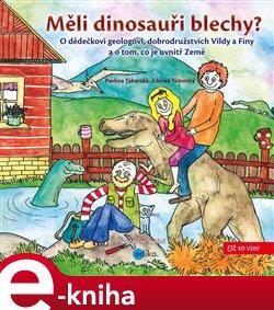 Obálka titulu Měli dinosauři blechy?