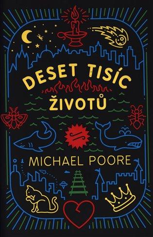 Deset tisíc životů - Michael Poore | Booksquad.ink