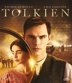 Obálka titulu Tolkien