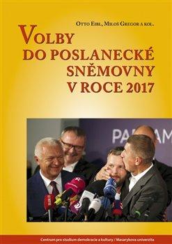 Obálka titulu Volby do Poslanecké sněmovny 2017