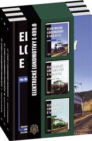 Elektrické lokomotivy E 499.0 – sada