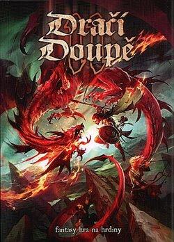 Obálka titulu Dračí doupě II - Fantasy hra na hrdiny