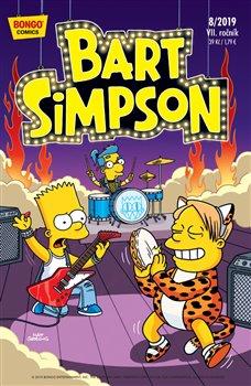 Obálka titulu Bart Simpson 8/2019