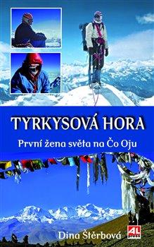 Obálka titulu Tyrkysová hora