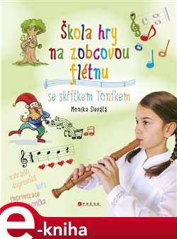 Obálka titulu Škola hry na zobcovou flétnu